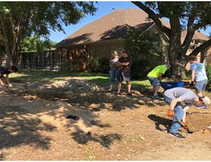 James Collins' Eagle Scout Project - Construction 2