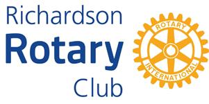 Richardson, Texas Rotary Club logo