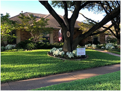 JJ Pearce HOA Yard of the Month Winner - July 2020
