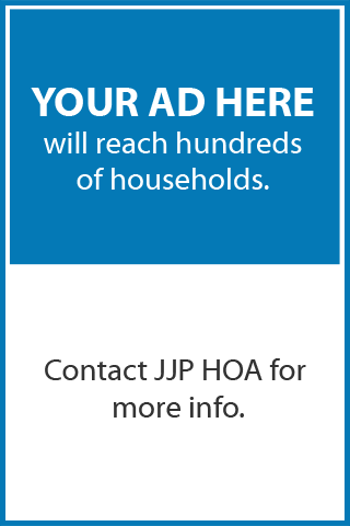 Click here to contact JJ Pearce HOA regarding ads on our website.