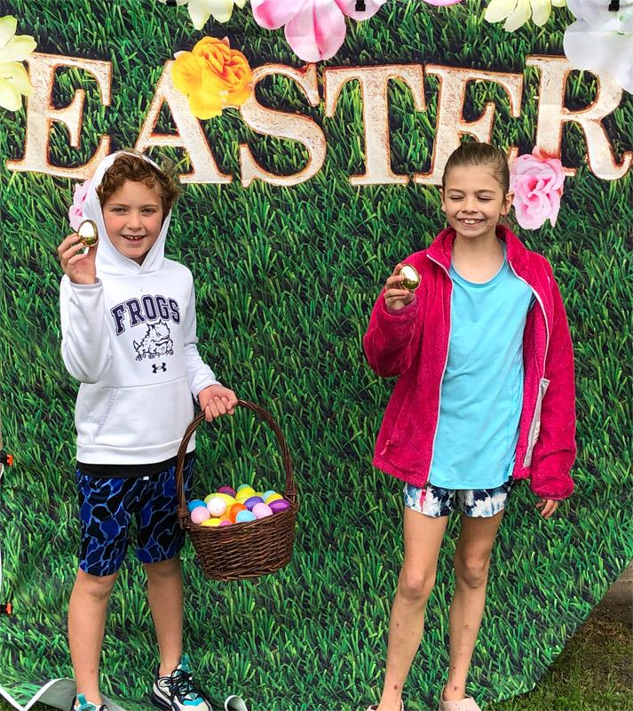 2021 JJP HOA Easter Egg Hunt
